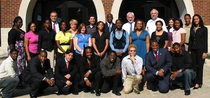 Jarrhett Butler to Pursue Graduate Degree at Fisk and Vanderbilt Universities